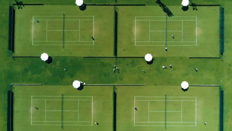 Miracolo Gaiba, la piccola Wimbledon d'Italia