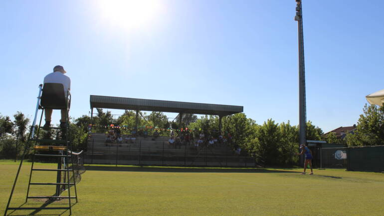 Parte domani la prima edizione sui campi dell'ASD Tennis club Gaiba
