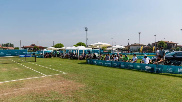 Tennis sull'erba a Gaiba (RO): è 'Gaibledon'