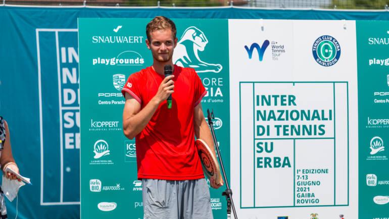 Internazionali, il campione è Rosenkranz