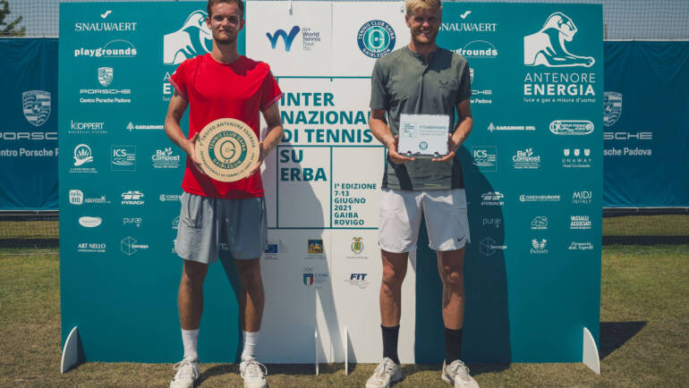 Dal torneo di Gaiba: Successo finale di Mats Rosenkranz (con i numeri del torneo)