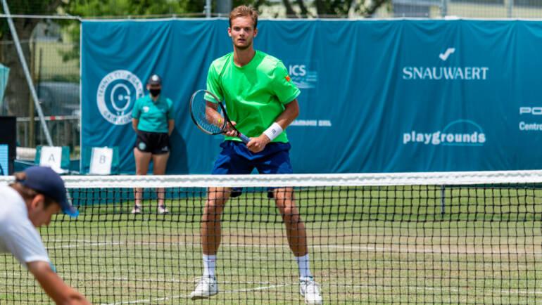 Domenica la finalissima degli Internazionali di tennis su erba naturale